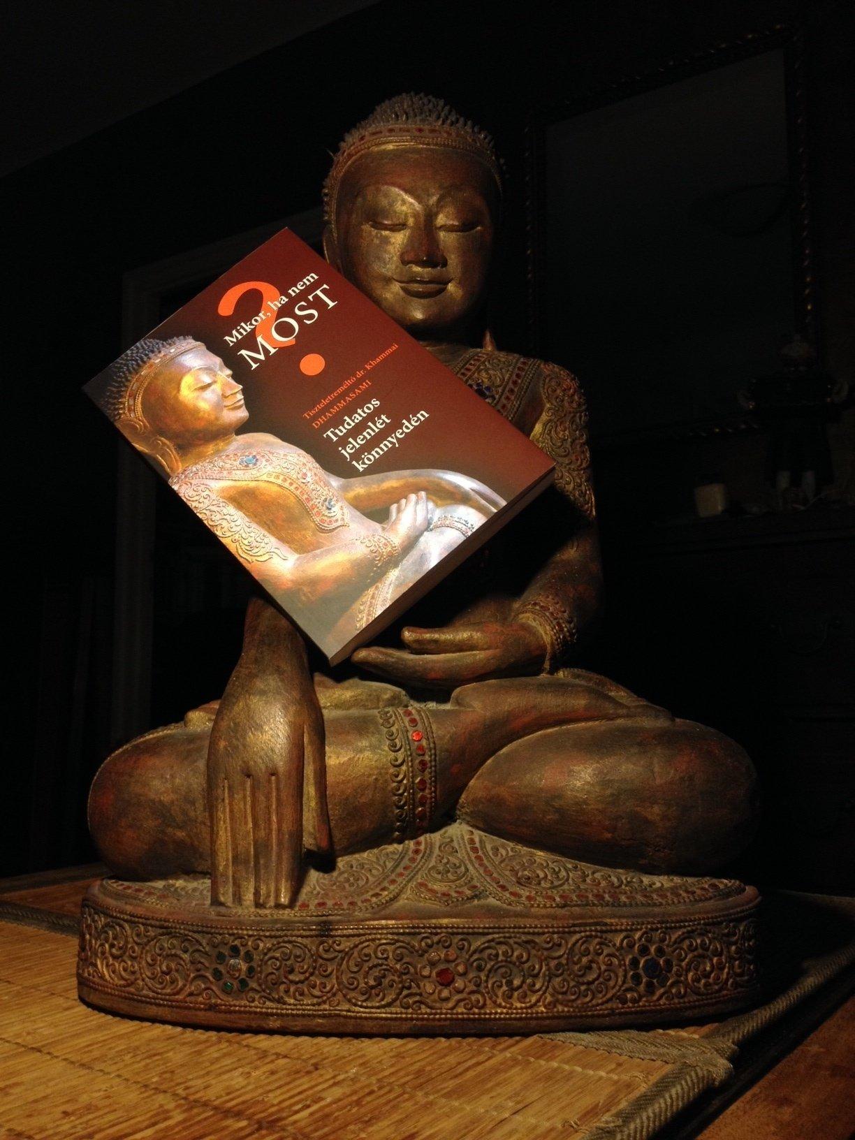 Tiszteletreméltó Dhammasami: Mikor ha nem most? fedlap